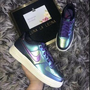 NWT Nike Air Force 1 LV8 (GS) Sneakers, sz 7.5